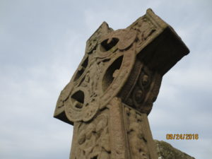 Clonmacnoise, Central Ireland